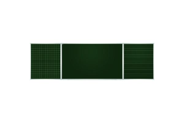 Tabla triptica liniată patratele linii