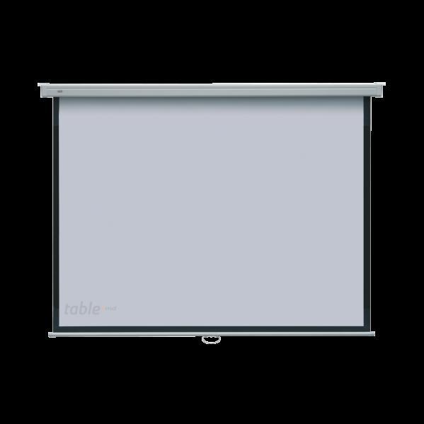 Ecran de proiectie manual eco
