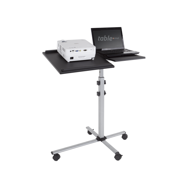 Masa pentru echipament de prezentare duo