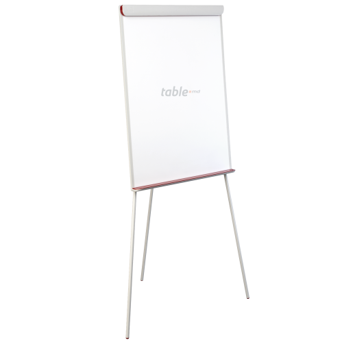 Tabla flipchart office pro rosu