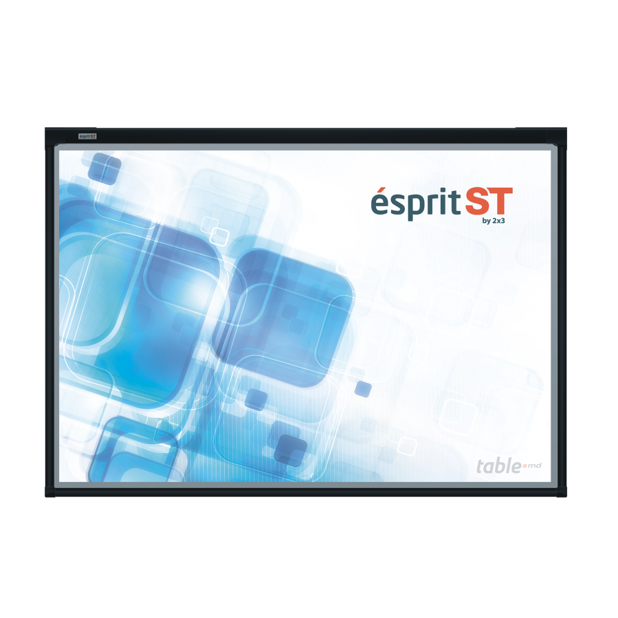 Tabla interactiva esprit st