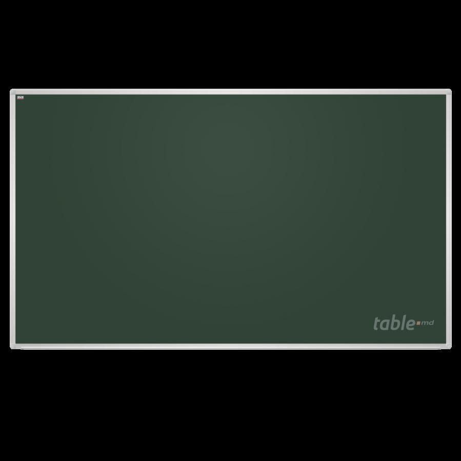 Tabla verde magnetica monobloc