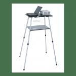 masa pentru echipament de prezentare mobile