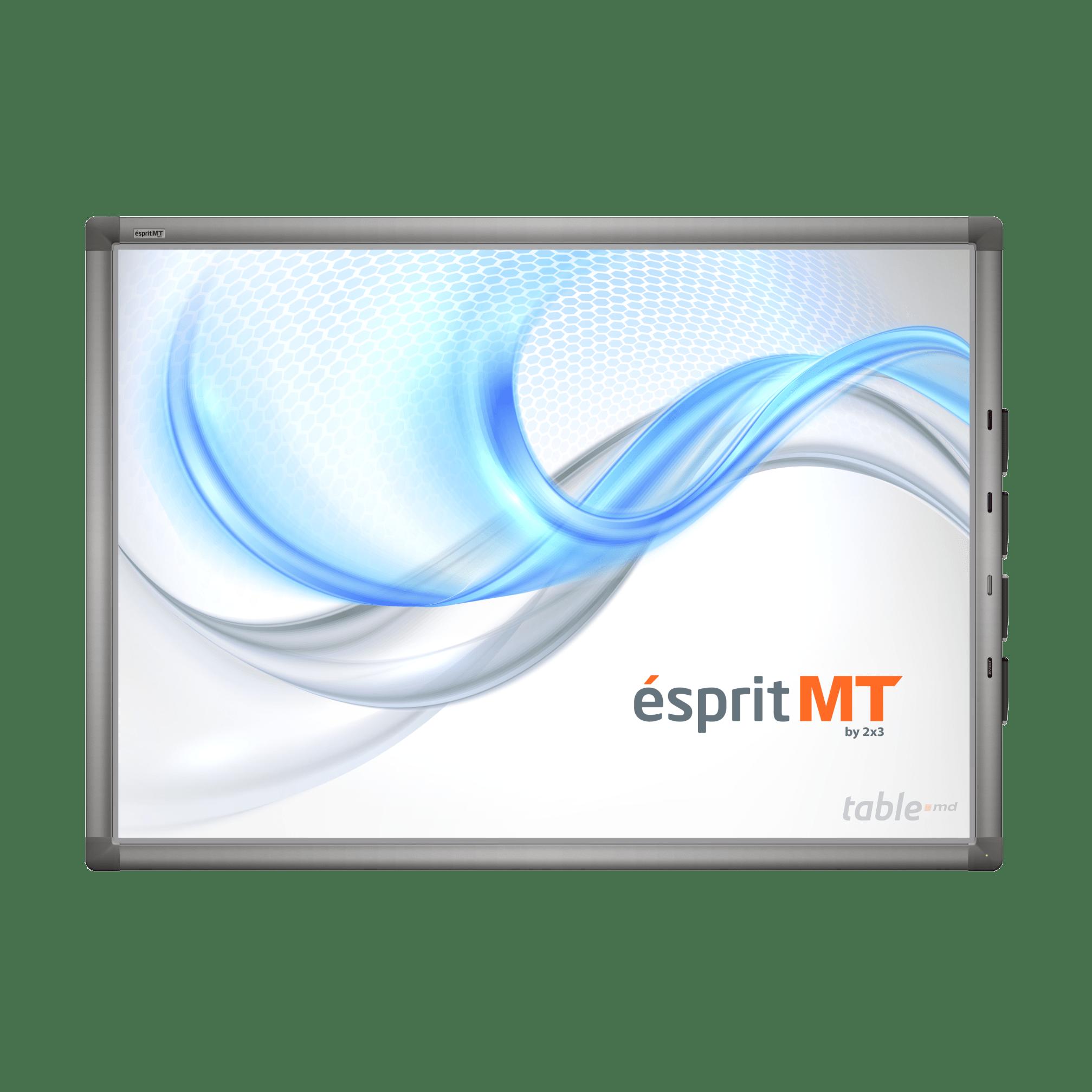 Tabla interactiva esprit Multi Touch