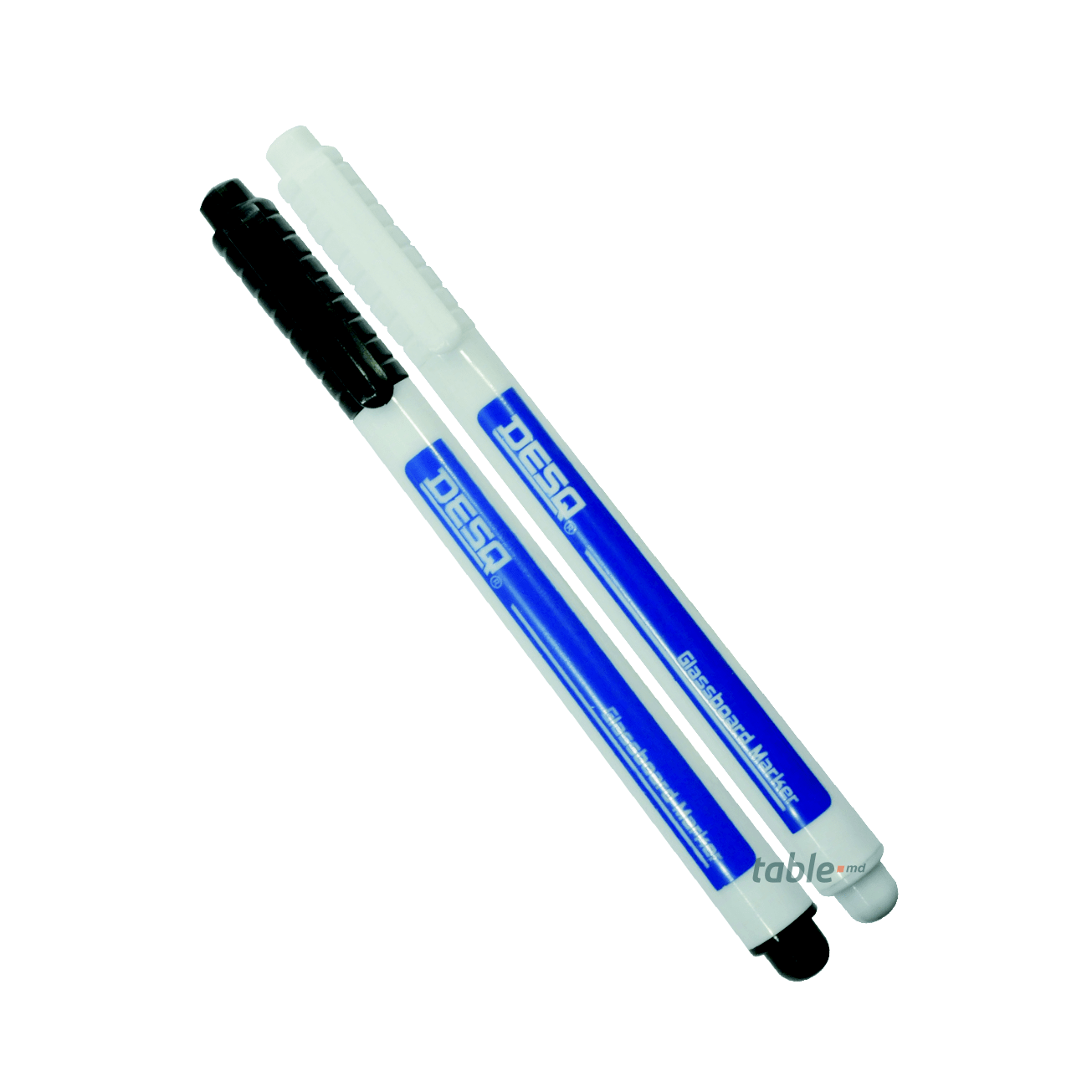 Set marker alb-negru