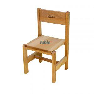 Scaunel din lemn pentru copii S26