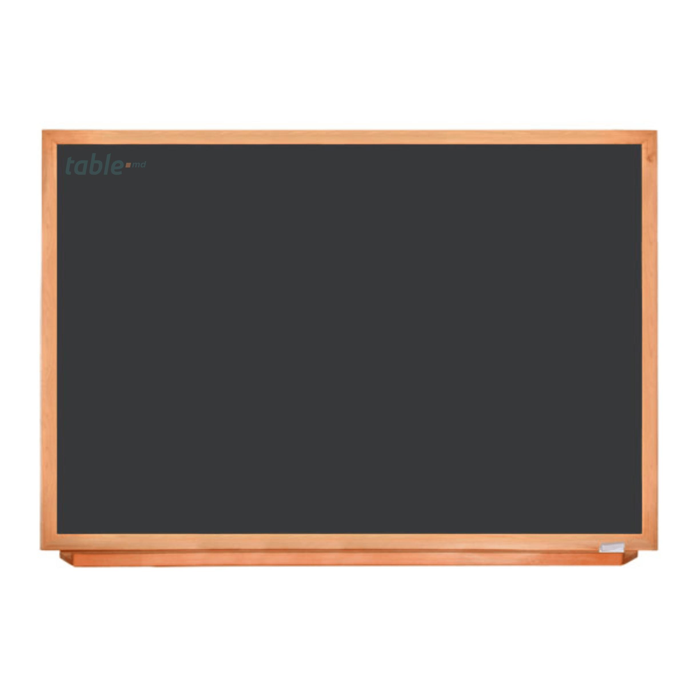 Tabla monobloc suprafata neagra
