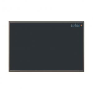 Tabla neagra nemagnetica rama MDF