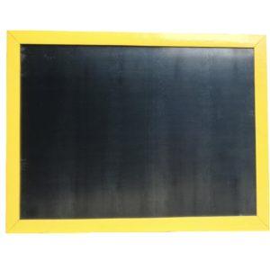 Tabla neagra Retro pentru interior