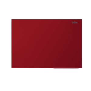 Tabla din sticla rosie 40x60 cm